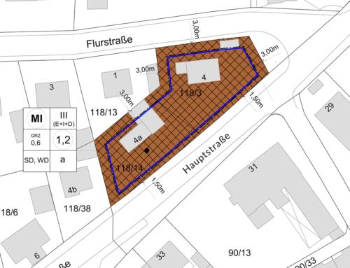 BEBPL-Nr. 0065 – Hauptstraße – Flurstraße