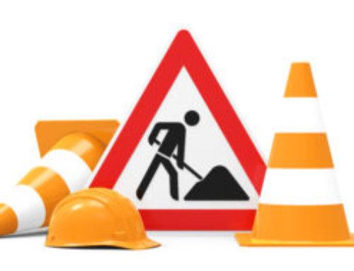 Ersatzneubau der Schwarzachbrücke – Umlegung der Verkehrsführung