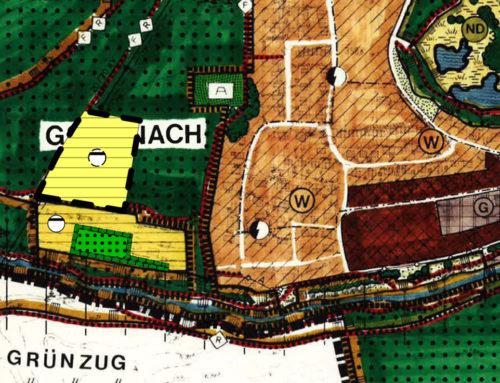 FNPLP-Änderung Nr. 11 – Flurstück 170 TFL. – Bereich KZV