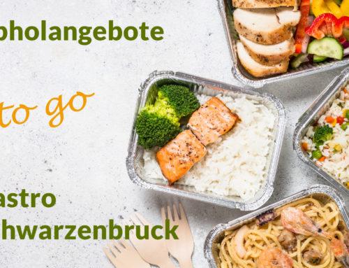 Abholservice Gastronomie Schwarzenbruck